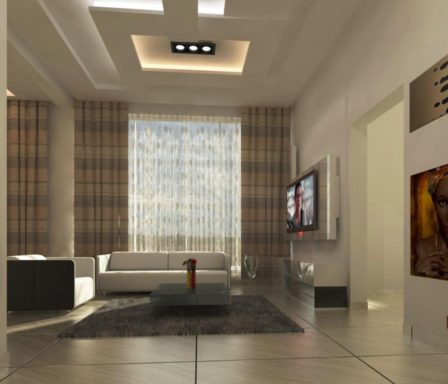 Designed and Rendered Hotel Interior at Asaba for ABI Project Concepts