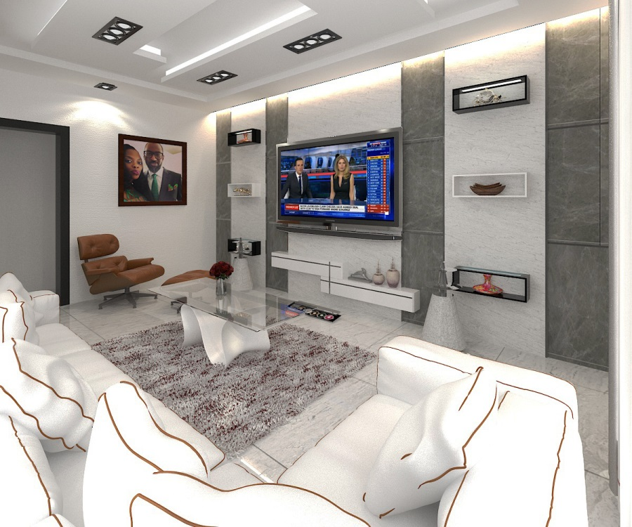 Interior Design and Rendering for ABI Project Concepts