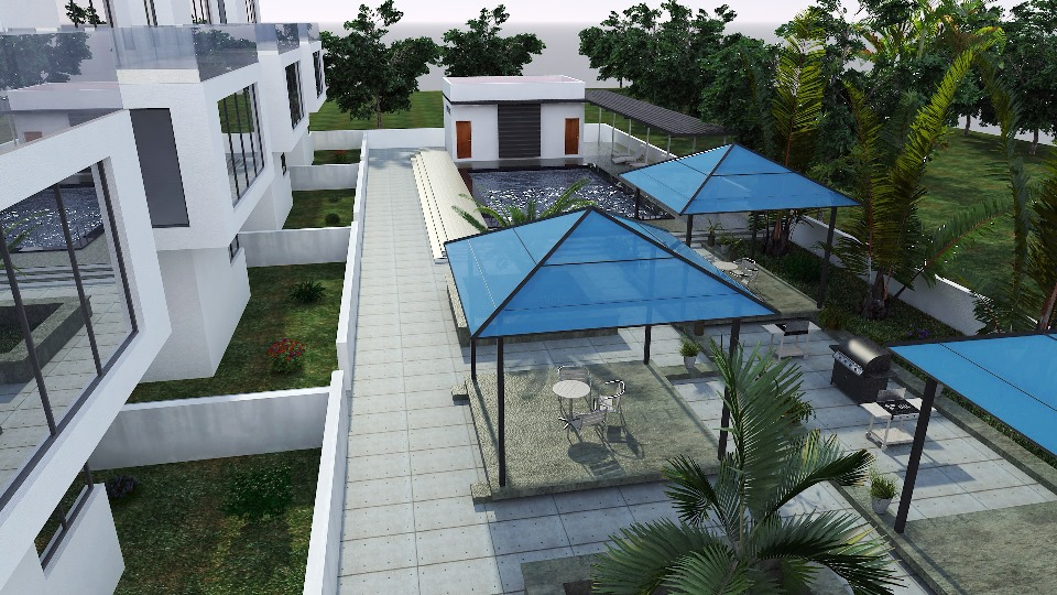 Les Teba Project, Pinnock Estate. Designed for ABI Projects Concepts