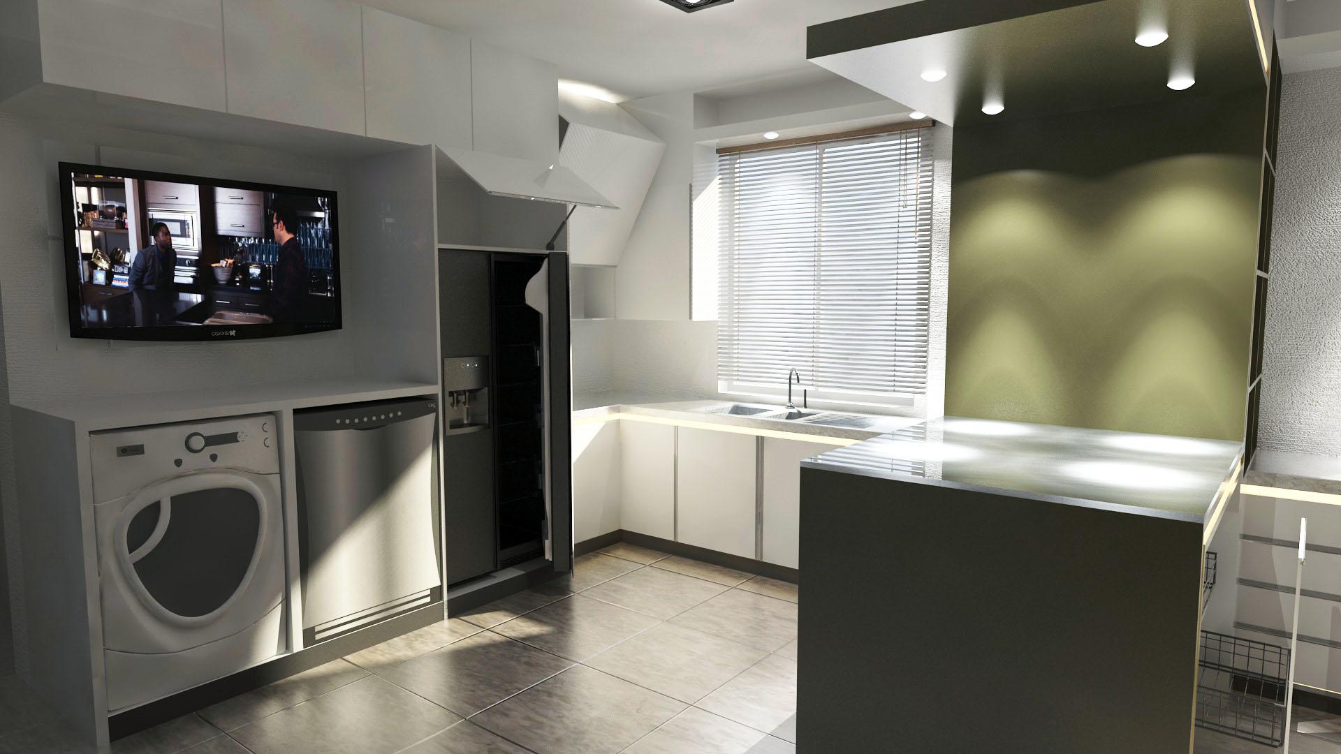 Designed and Built for Client at Pinnock Estate, Lekki