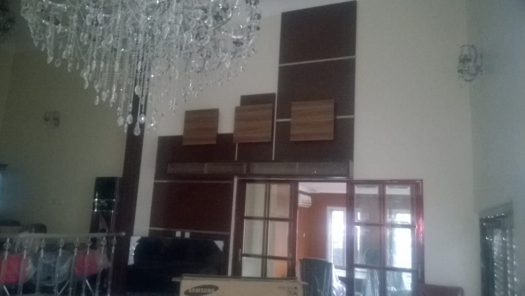 Design, Render and Reality Fit-up for Deyoung, Lekki