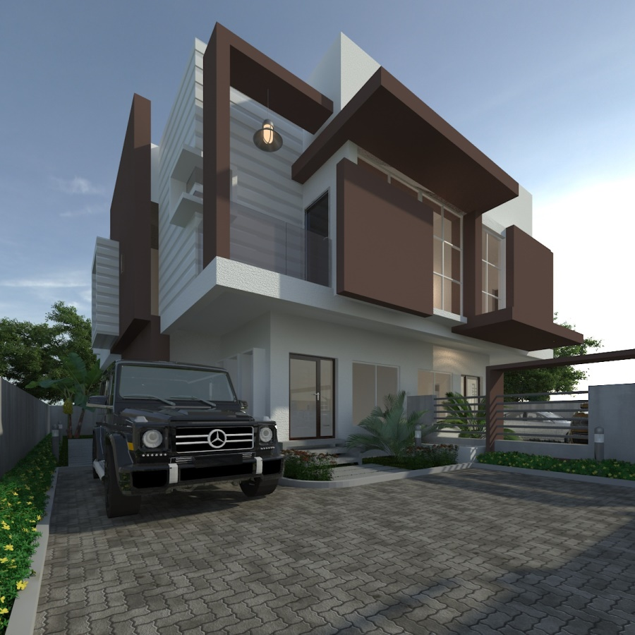 Residential Building Face-lift for ABI Projects Concepts